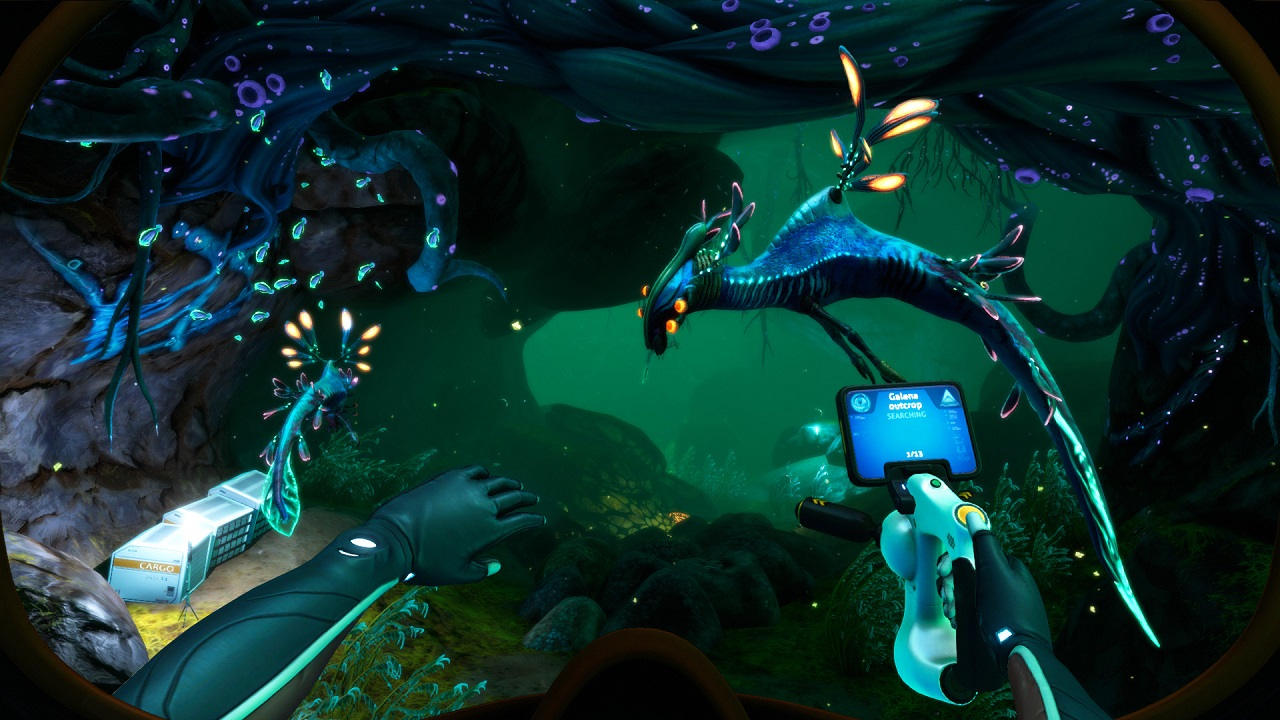 Subnautica: Below Zero is an outright gorgeous undersea survival and exploration game and an excellent addition to Xbox Game Pass this September.