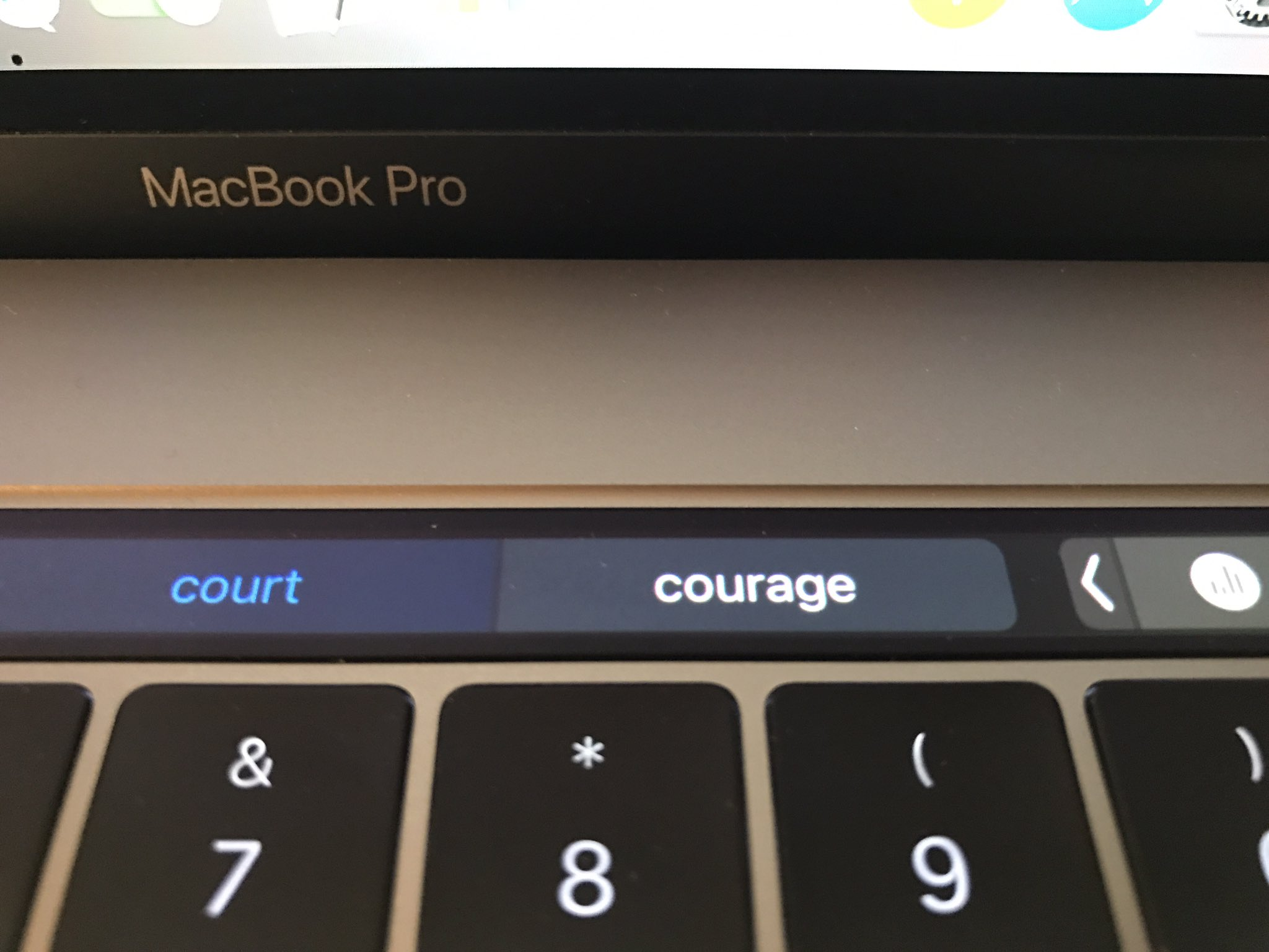 The Apple MacBook Touch Bar that replaced F keys is a fine example of solving a problem that didn't exist.