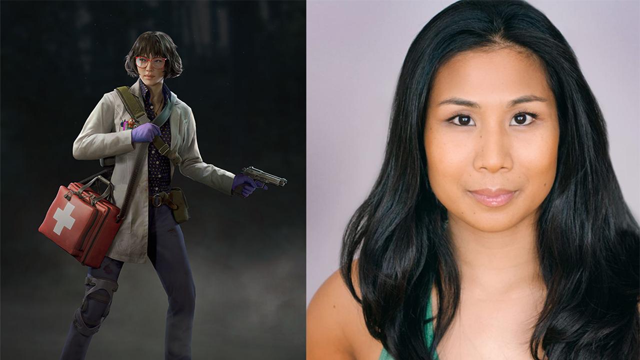 back 4 blood voice actors Doc Michelle Wong
