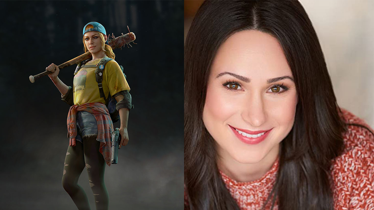 back 4 blood voice actors Holly Danielle Judovits