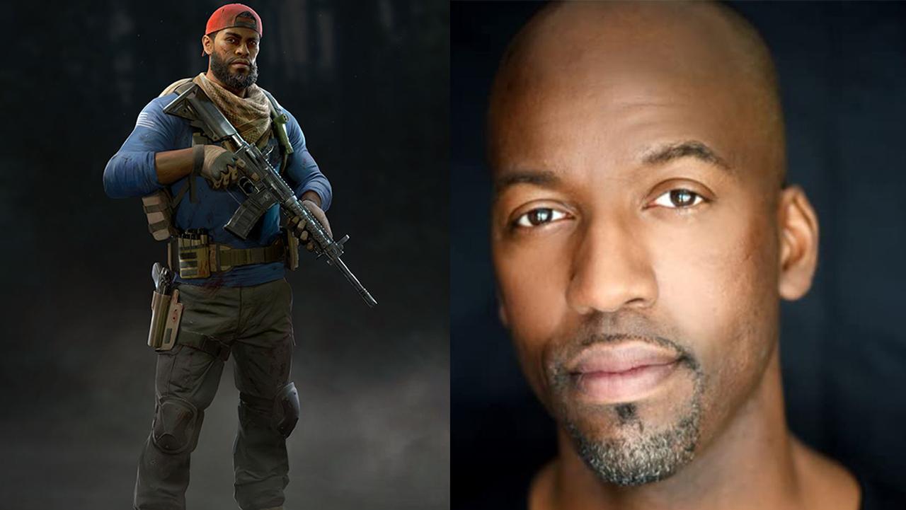 back 4 blood voice actors Walker William Christopher Stephens