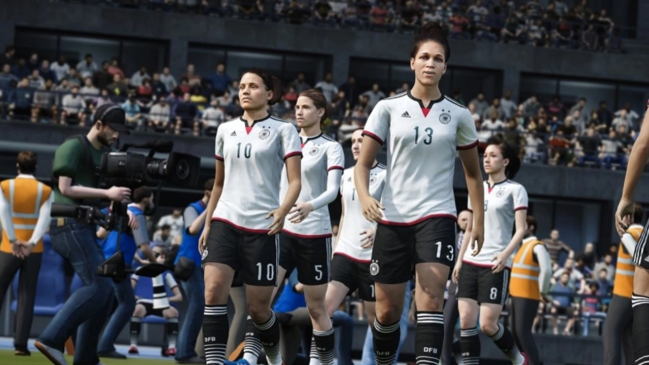 EA's FIFA games have previously featured women's clubs and national teams in a limited degree. The desire to further expand its inclusion of women's soccer is part of the consideration in dropping FIFA licensing.
