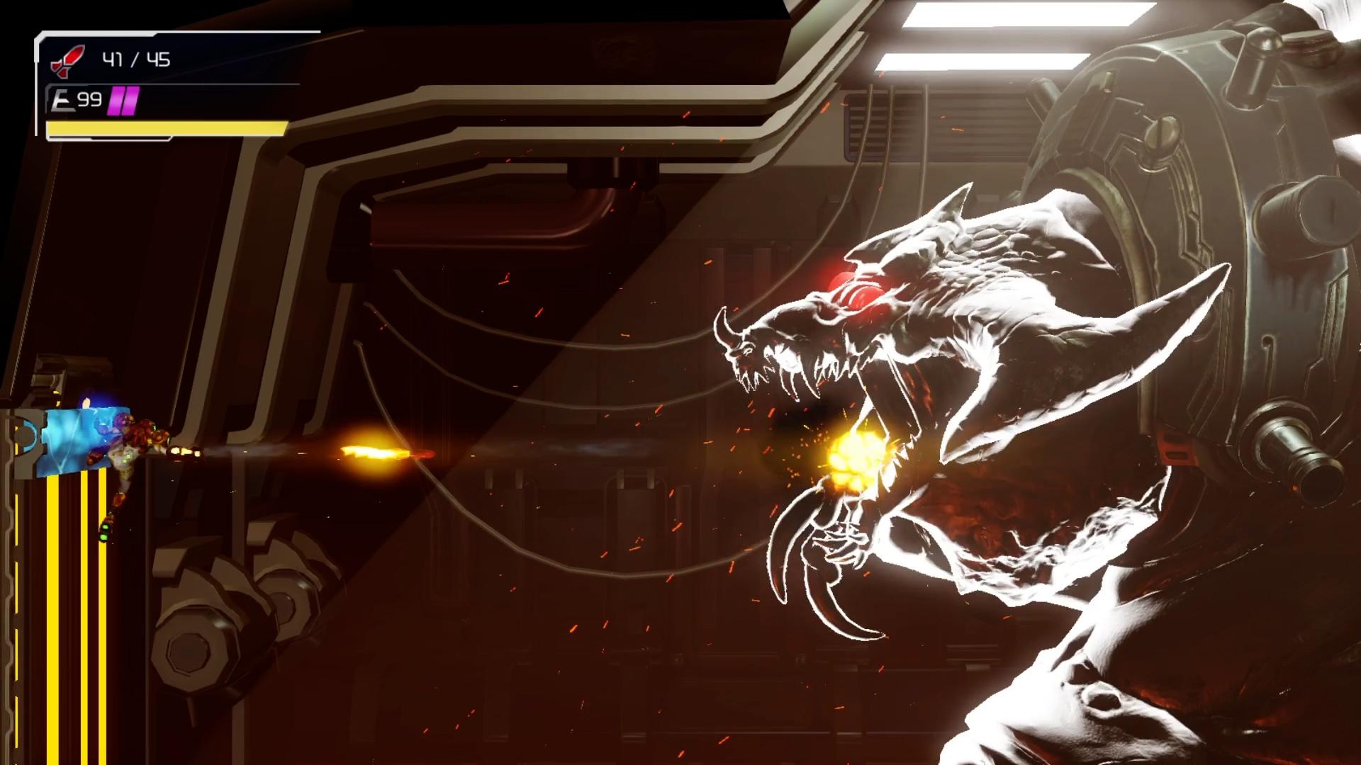metroid dread second boss fight guide kraid