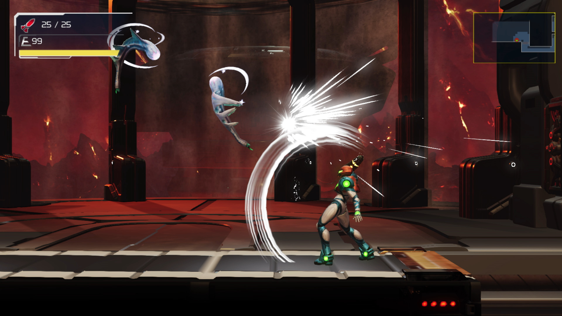 Counter-attacks make a return in Metroid Dread along with a new cloaking ability.